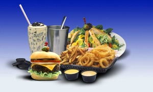 Custom Burgers for Two or Four at Cheeburger Cheeburger Farmingdale (Up to 58% Off)
