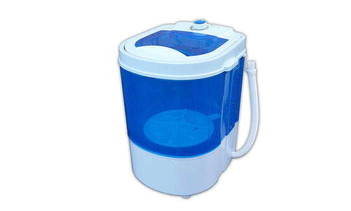 compact washing machine groupon goods