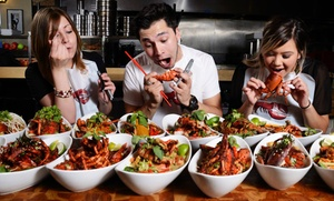 StreetFood Asia: Asian Fusion Cuisine and Drinks at StreetFood Asia (40% Off).