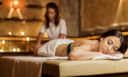 A 60Minute FullBody Massage at Anatrypsis Massage Studio (50% Off)