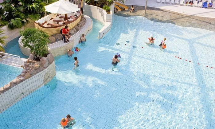 Sunparks oostduinkerke aquafun fr oostduinkerke groupon for Sunpark piscine