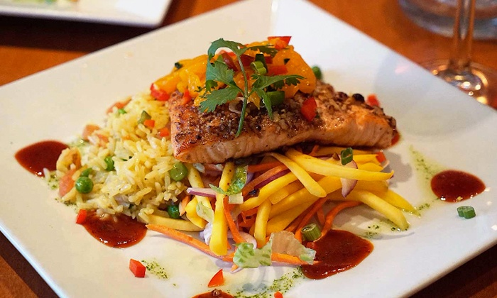 Mojave Grille - Westfield: $32 for $50 Worth of Contemporary Southwestern Cuisine at Mojave Grille