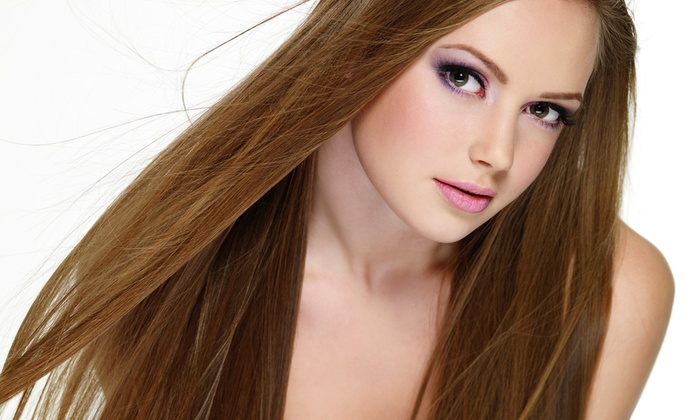Stacey at Le Motive Hairdressing Salon - Central Area: One, Two, or Three Keratin Hair Treatments from Stacey at Le Motive Hairdressing Salon (Up to 71% Off)