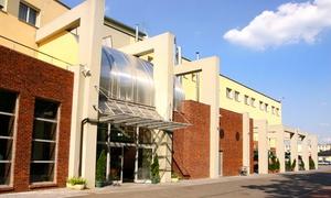 noclegi Cieszyn Cieszyn: pokój double dla 2 osób z opcją wyżywienia w Hotelu Liburnia