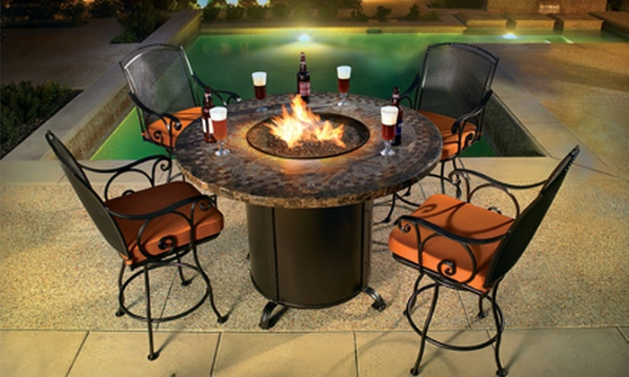 Out on the Patio - Lubbock: Outdoor Accessories or Outdoor Furniture at Out on the Patio (Up to 63% Off)
