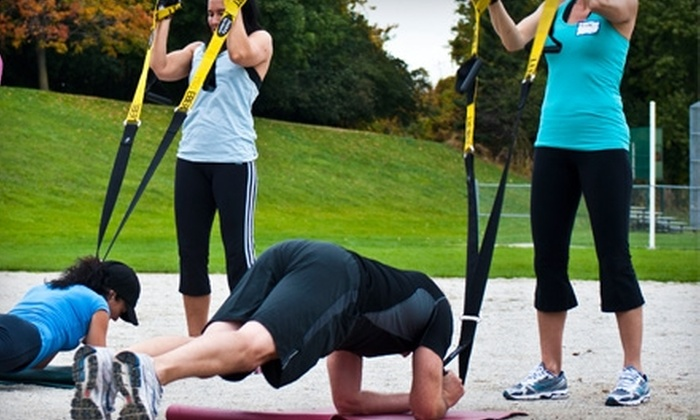 Rawk Your Body Fitness and Nutrition - Multiple Locations: $19 for a Two-Week Fitness Pass to Rawk Your Body Fitness and Nutrition in Scarborough ($60 Value)