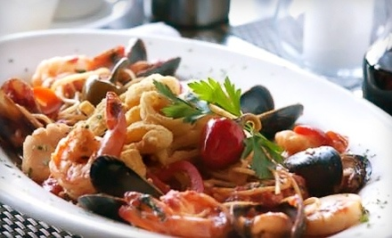 $50 Groupon to Nick's Tuscan Grill - Nick's Tuscan Grill in Long Beach