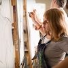 60% Off Guided Art Class for Two in Maplewood