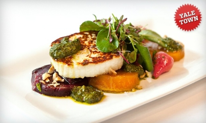 One Hundred Nights - Downtown Vancouver: $12 for a Three-Course Seasonal Lunch Tasting Menu at One Hundred Nights ($25 Value)
