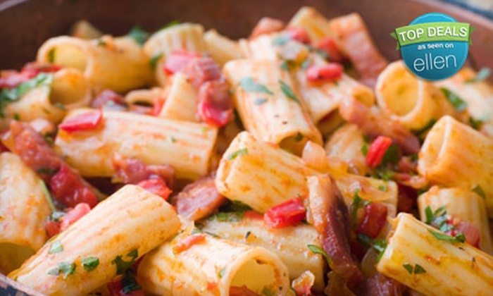 Vincitori - Westmont: $20 for $40 Worth of Italian Cuisine and Drinks at Vincitori in Westmont
