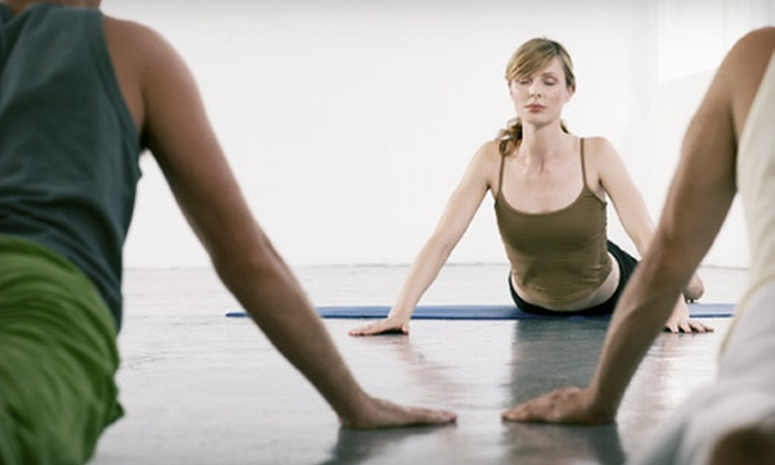 Abhyasa Yoga Center - Williamsburg: 5, 10, or 20 Yoga Classes at Abhyasa Yoga Center in Brooklyn (Up to 75% Off)