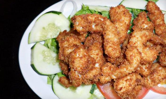 Anvzi Restaurant - Koreatown: $15 for $30 Worth of Vietnamese Fare and Drinks at Anvzi Restaurant in Garden Grove