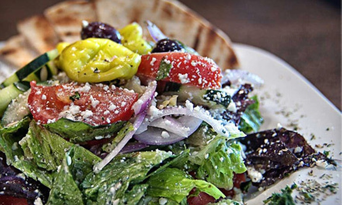 Olive Tree Mediterranean Grill - East End South: Greek and Mediterranean Fare for Dinner or Lunch at Olive Tree Mediterranean Grill in Downingtown (Half Off)
