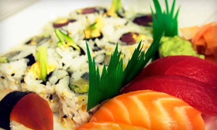 Wasabi - Columbus GA: $12 for $25 Worth of Japanese and Thai Cuisine at Wasabi