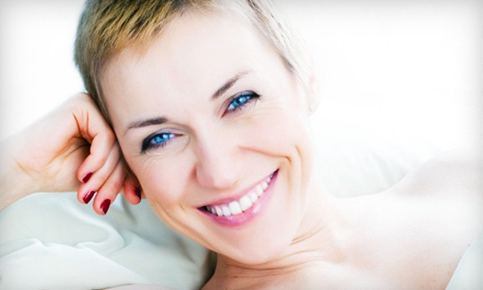 M.D. Aesthetics & Wellness Institute - Keystone-Citrus Park: Microdermabrasion or Choice of Botox or Dysport at M.D. Aesthetics & Wellness Institute (Up to 67% Off)