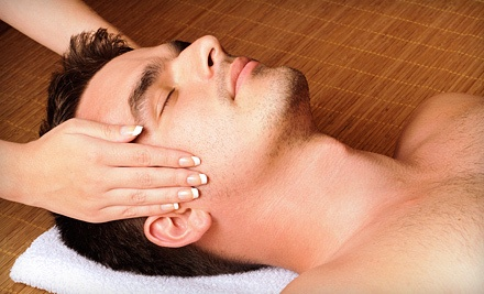 Facial Package for Him (a $90 value) - Masters Salon in Granger