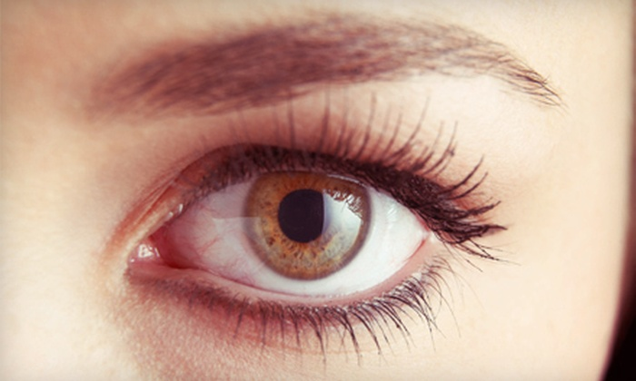 Eye Contact Vision Center and Millennium Eye Care - North Ironbound: $49 for an Eye Exam and $150 Toward Prescription Glasses at Eye Contact Vision Center and Millennium Eye Carer ($299 Value)