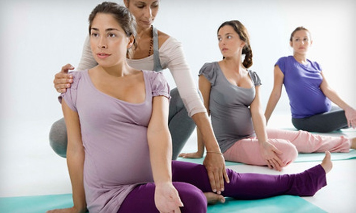 Fit 4 Two - Lakeview: 5 or 10 Prenatal Fitness Classes at Fit 4 Two (Up to 61% Off)