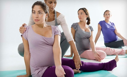 5 Prenatal Fitness Classes (a $50 value) - Fit 4 Two in Regina