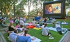FunFlicks Outdoor Movies - Columbus GA: $149 for an Outdoor Movie Party Rental from FunFlicks Outdoor Movies ($299 Value)