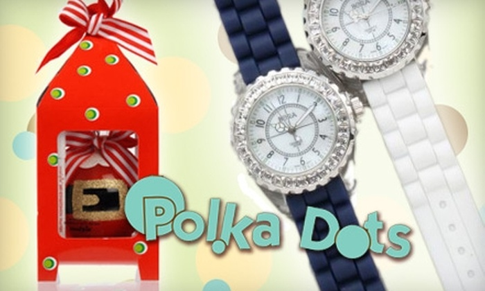 Polka Dots - Tybee Island-Wilmington: $10 for $20 Worth of Accessories and Gifts at Polka Dots