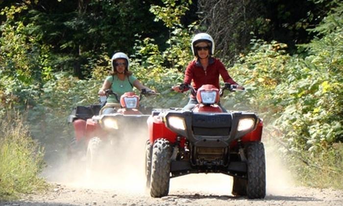 Adventure Sport Rentals - R & T Condominiums: $59 for a Two-Hour ATV Rental from Adventure Sport Rentals in Coeur d'Alene, ID