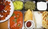 Nooru Mahal Restaurant - Brow of the Hill: Indian Thali Combo Meal for Two or Four at Nooru Mahal in New Westminster (Up to 55% Off)