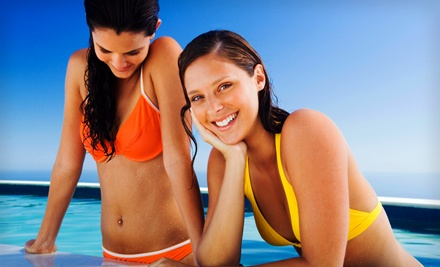 Darque Tan: One Month of Unlimited UV Tanning in Beds Levels 1-5 - Darque Tan in