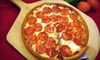 Amato's Pizzeria - Chicago: $10 for $20 Worth of Pizza, Pasta, and More at Amato's Pizzeria