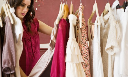 $120 Groupon to The Perfect Dress - The Perfect Dress in Fort Wayne