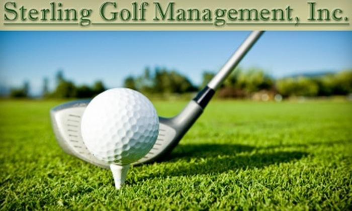 Shattuck Golf Club - Jaffrey: 18 Holes of Golf Plus Cart at Shattuck Golf Club in Jaffrey, NH. Choose Between Two Options.
