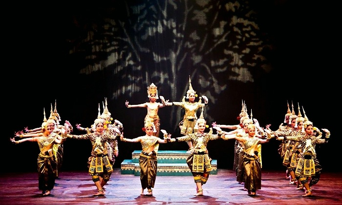 The Royal Ballet of Cambodia - Downtown: The Royal Ballet of Cambodia for Two at Music Hall Center on November 6 at 8 p.m. (Up to 55% Off)