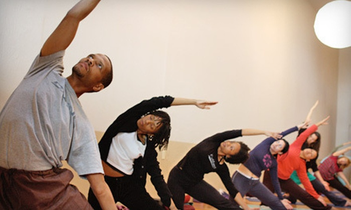 Niroga Yoga Studio - South Berkeley: 10 or 20 Yoga Classes at Niroga Yoga Studio in Berkeley (Up to 76% Off)
