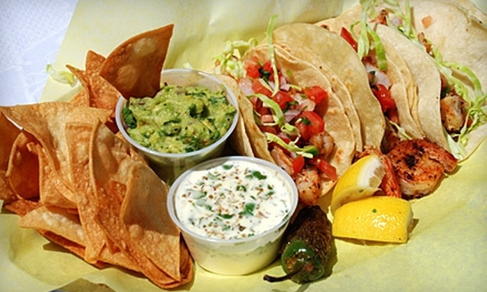 Benny's Taco and Rotisserie - Venice: $7 for $14 Worth of Authentic Mexican Fare at Benny's Tacos & Rotisserie in Venice