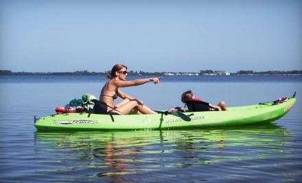 Shan-T Native Kayak Tours - Shan-T Native Kayak Tours in Palmetto