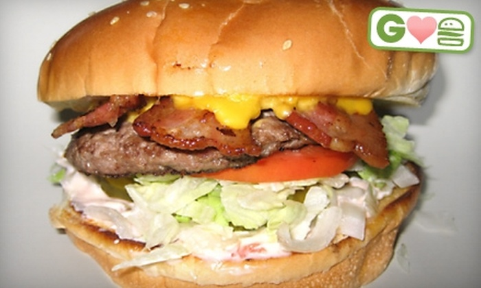 Nob Hill Bar & Grill - Northwest District: $5 for a Cheeseburger, Fries, and Domestic Draft Beer at Nob Hill Bar & Grill ($10.70 Value)