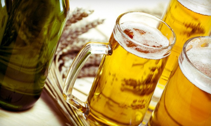 Booth's Brewing - Tampa: $25 for a Beer-Brewing Class for Two at Booth's Brewing ($50 Value)