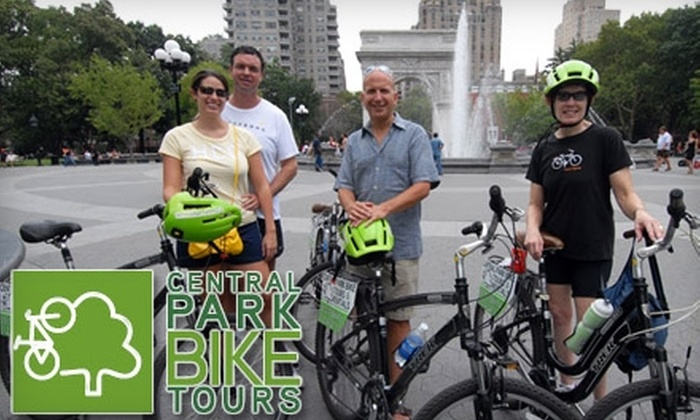 Central Park Bike Tours - Clinton: $25 All-Day Bike Rental from Central Park Bike Tours