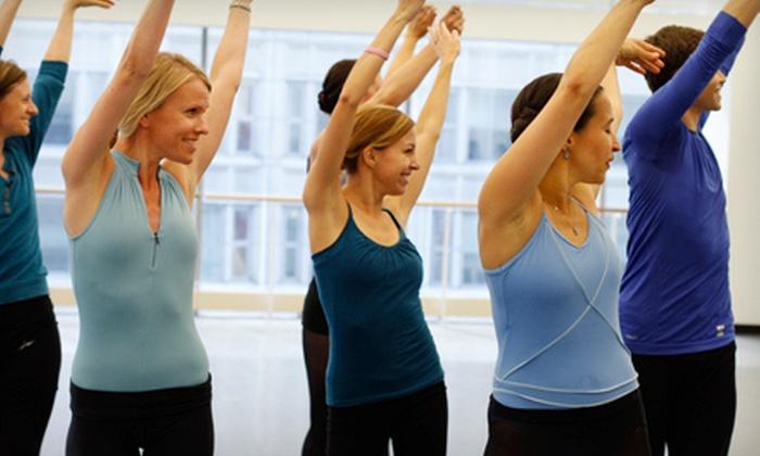 Joffrey Academy of Dance, Official School of The Joffrey Ballet - The Loop: $35 for Five Adult Dance Classes at Joffrey Academy of Dance ($75 Value)