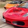 50% Off Racetrack Laps in a Ferrari or Lamborghini