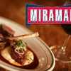 Half Off at Miramar Bistro in Highwood