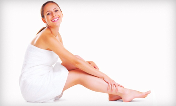 Face & Body Tonics - Ocala: Two or Five Solocarbon Infrared-Sauna Sessions at Face & Body Tonics (Up to 54% Off)