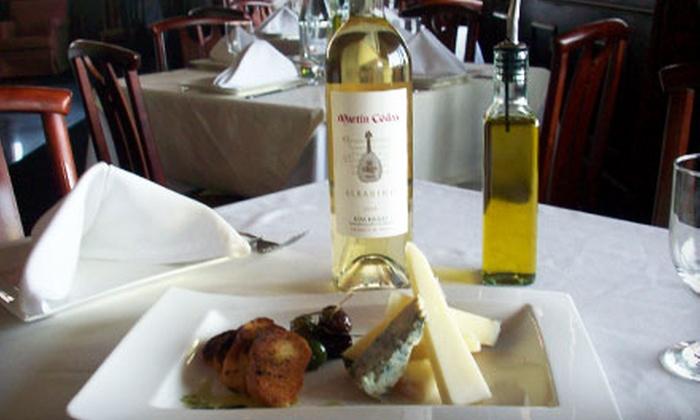 Saffron Restaurant and Tapas Bar - Howard Beach: $37 for a Tapas Dinner at Saffron Restaurant and Tapas Bar in Howard Beach ($76 Value)