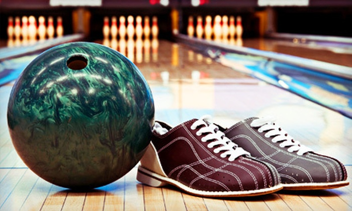 Southport Lanes & Billiards, Seven Ten Lounge & Seven Ten Lanes - Multiple Locations: $12 for Bowling for Four at Southport Lanes & Billiards, Seven Ten Lounge, or Seven Ten Lanes (Up to $47 Value)