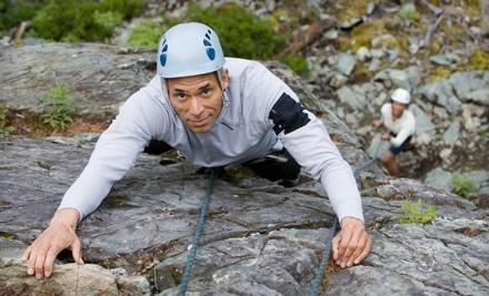 New River Climbing School - New River Climbing School in Lansing