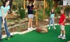 Magic Greens - Dripping Springs: Mini-Golf Outing for Two or Four or Children's Party Package at Magic Greens in Dripping Springs