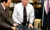 Sadler's Fine Clothiers - Multiple Locations: Custom Shirt or Suit Package at Sadler's Fine Clothiers (Up to 52% Off)
