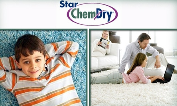 Star Chem-Dry - Las Vegas: $79 for a Three-Area Carpet Cleaning from Star Chem-Dry