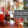 Half Off Elegant American Fare at Duplex