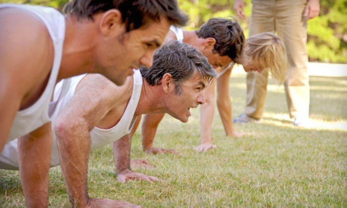 Naples Fitness Boot Camp - Park Shore: 10 Boot-Camp Classes or 20 Classes with Cooking Class and Camp T-Shirt at Naples Fitness Boot Camp (Up to 84% Off)